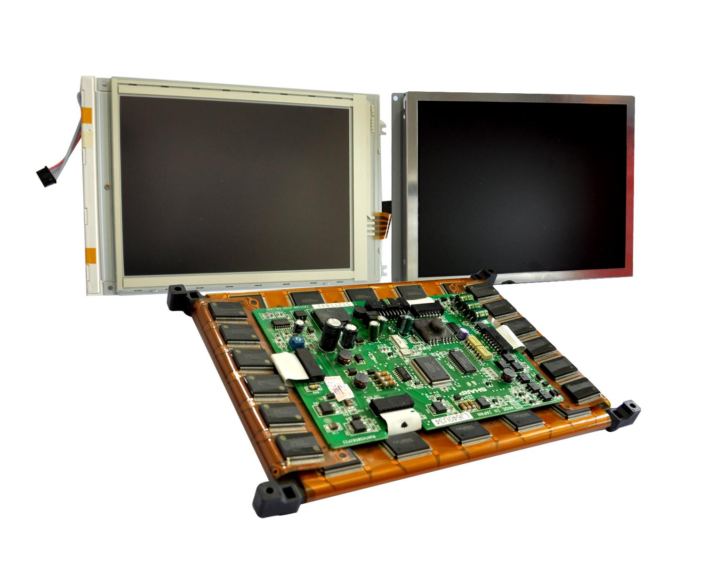 LCD & PCB