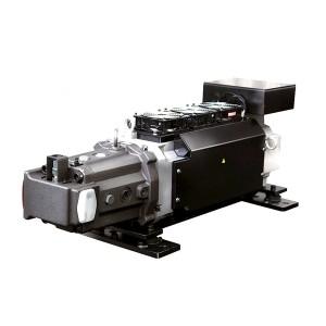 Servo hydraulic pump system citytron for Hydraulic pump and motor combination